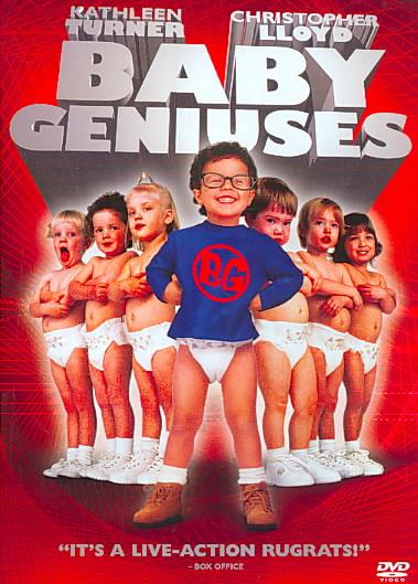 BABY GENIUSES BY TURNER,KATHLEEN (DVD)